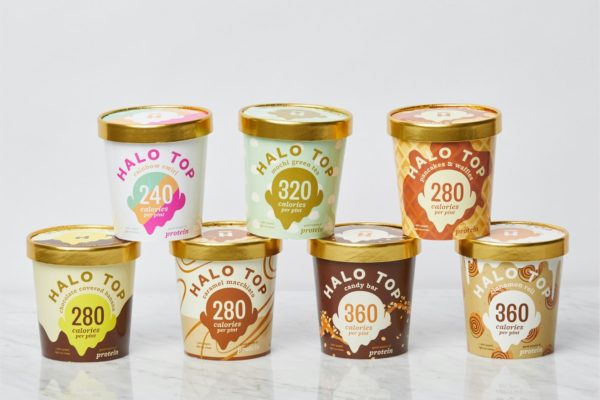 Delicious Ice Cream For Just 280-360 Calories From Halo Top Creamery