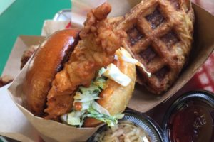 Fritzi Coop, Fried Chicken Sandwich Done Right