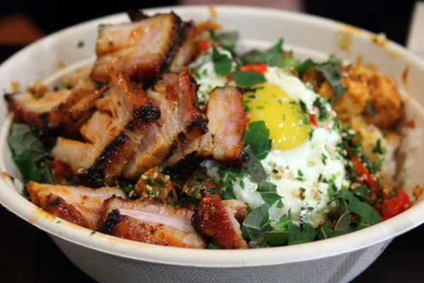 Happiness in a Rice Bowl at Chego
