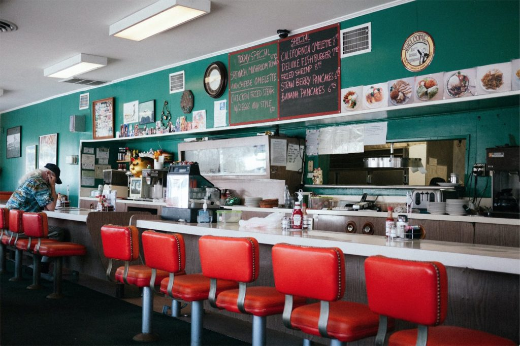 10 Coolest Diners To Visit in LA