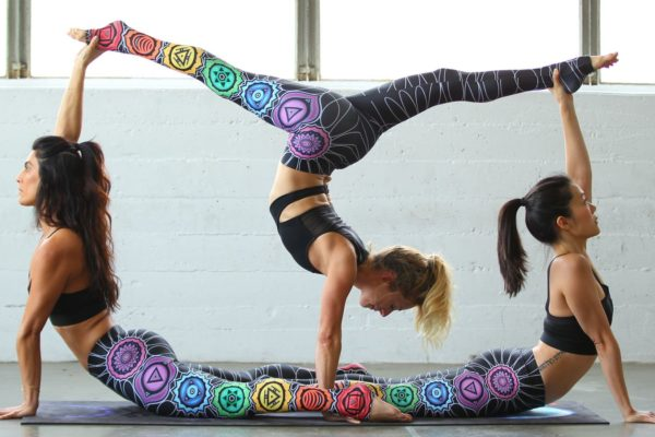 Certified Yoga Teachers Launches Indie Artist-Designed Yoga Pants in LA