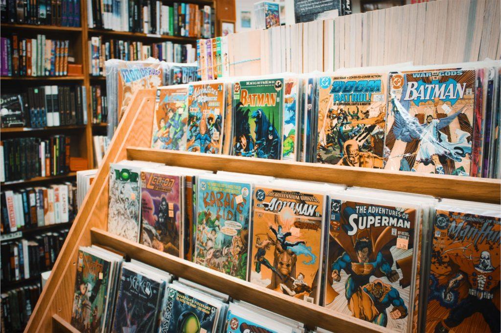 Former Dreamwork Animator Published Beautiful Coffee Table Comic Books