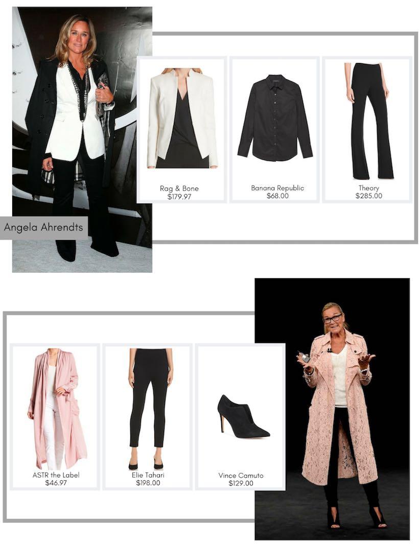 LA Startups - Dress Like a Tech Titan - Angela Ahrendts