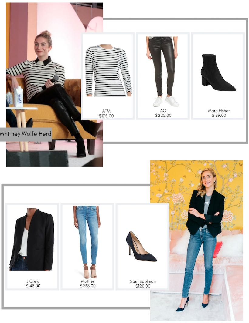 LA Startups - Dress Like a Tech Titan - Whitney Wolfe Herd