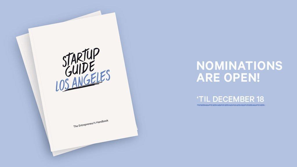LA Startups - StartupGuide.com