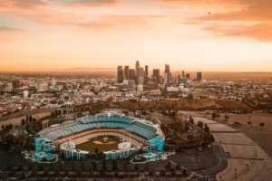 Living And Working In Los Angeles, California