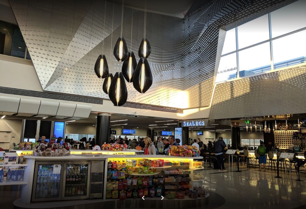 The Best 15 Restaurants at Los Angeles International Airport (LAX)