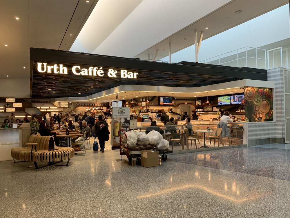 LA Startups - The Newbie Guide to the Foodie Scene at LAX - Urth Caffe and Bar