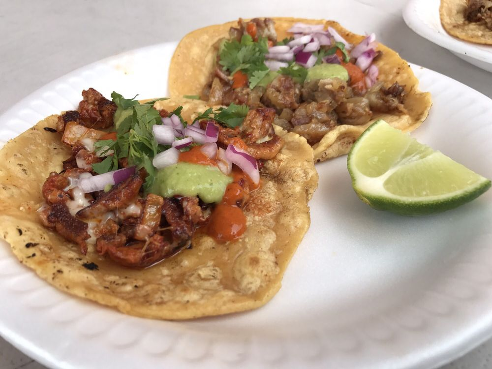 LA Startups - 20 Best Taco Shops in Los Angeles For Lunch - Tacos Quetzalcoatl