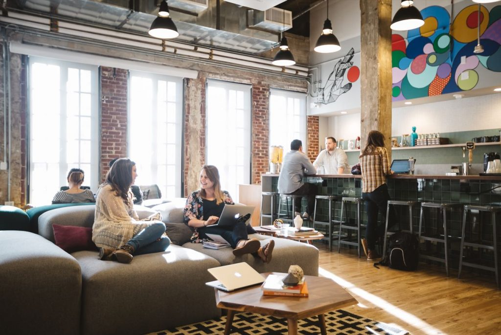 WeWork Office Spaces in Los Angeles